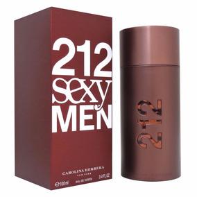 Herrera Carolina 212 Perfume Sexy Men Para Original Hombre mNyO0vP8nw