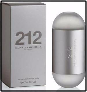 perfume 212 trad fem 100 ml