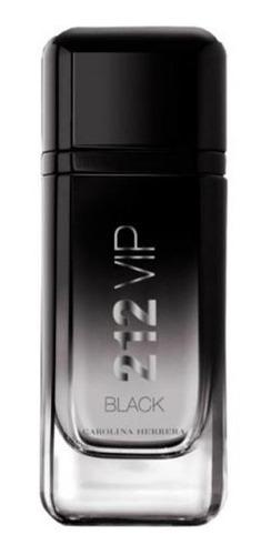 perfume 212 vip black masculino edp 100ml - 100% original