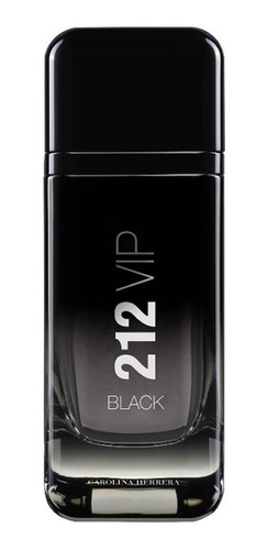 perfume 212 vip black masculino edp 100ml lacrado