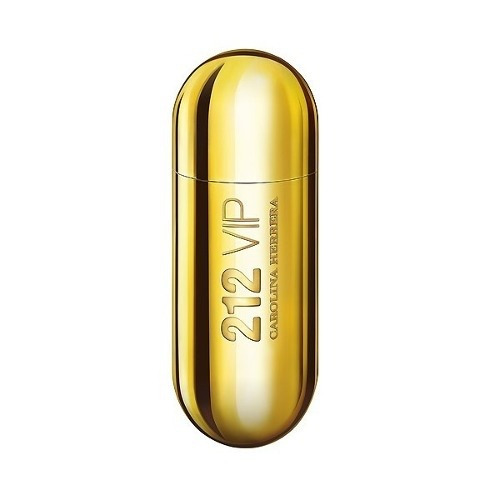 perfume 212 vip carolina herrera for women 80 ml sellados