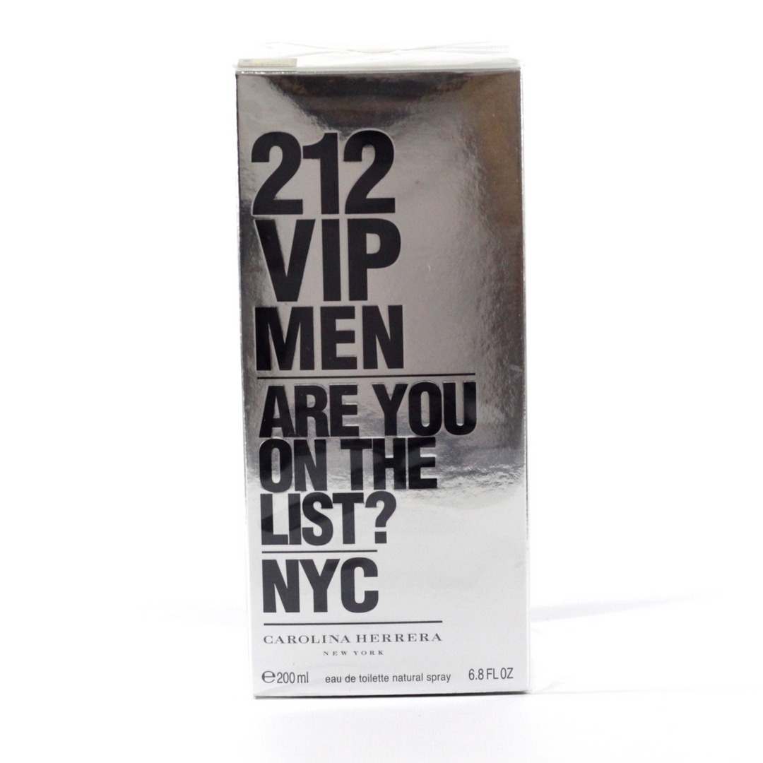 perfume 212 vip men carolina herrera 200ml - selo adipec. Carregando zoom. 2c14ec56ee