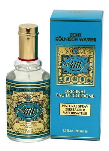 perfume 4711 original eau de cologne spray 90 ml selo adipec