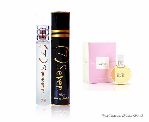 perfume (7)seven - chance chanel