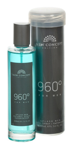 perfume 960 grados men 100ml