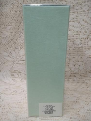 perfume a scent by issey miyake original para dama 100 ml