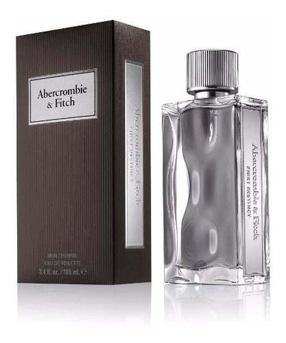 perfume abercrombie & fitch first instinct 100 ml men