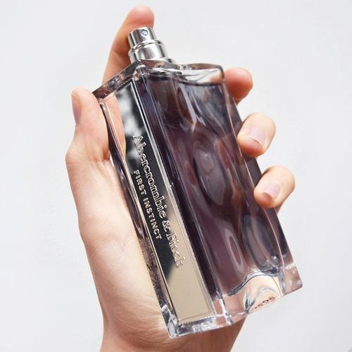 perfume abercrombie fitch first instinct set de 3 piezas