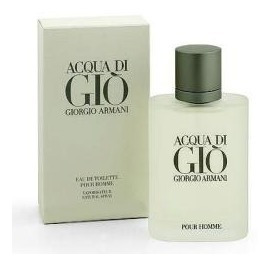 perfume acqua de gio 100% original gar - ml a $1150