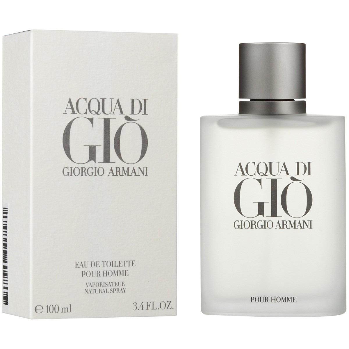 74f470a3d perfume acqua di gio 100ml giorgio armani original e lacrado. Carregando  zoom.