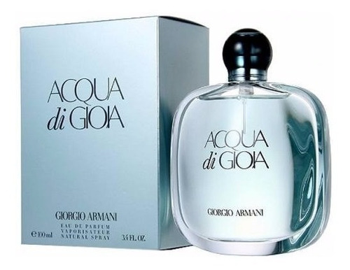 perfume acqua di gioia 100 ml original - ml a $1190