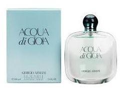 perfume  acqua di gioia armani women 100ml original edp