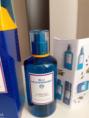 perfume acqua di parma mirto de paranea 120ml raridade