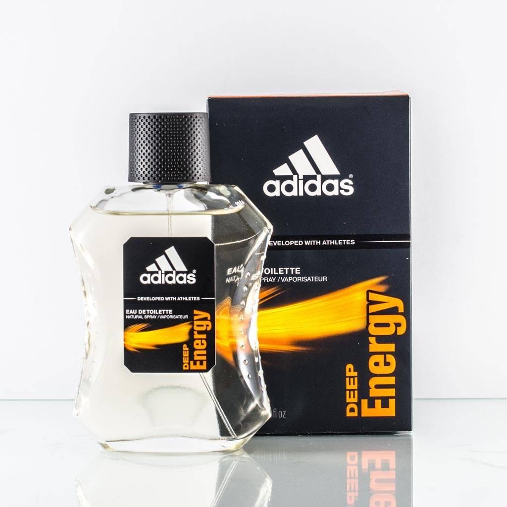 comprar mejor disfruta el precio más bajo Garantía de calidad 100% Perfume adidas Deep Energy De 100ml Hombre - $ 39.900 en Mercado Libre
