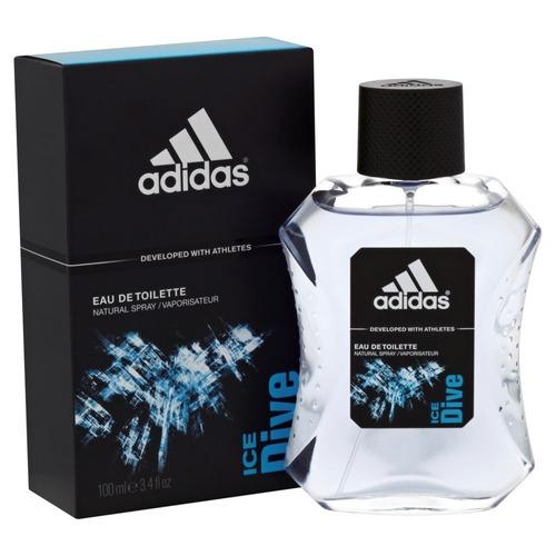 perfume adidas ice dive eau de toilette 100ml original