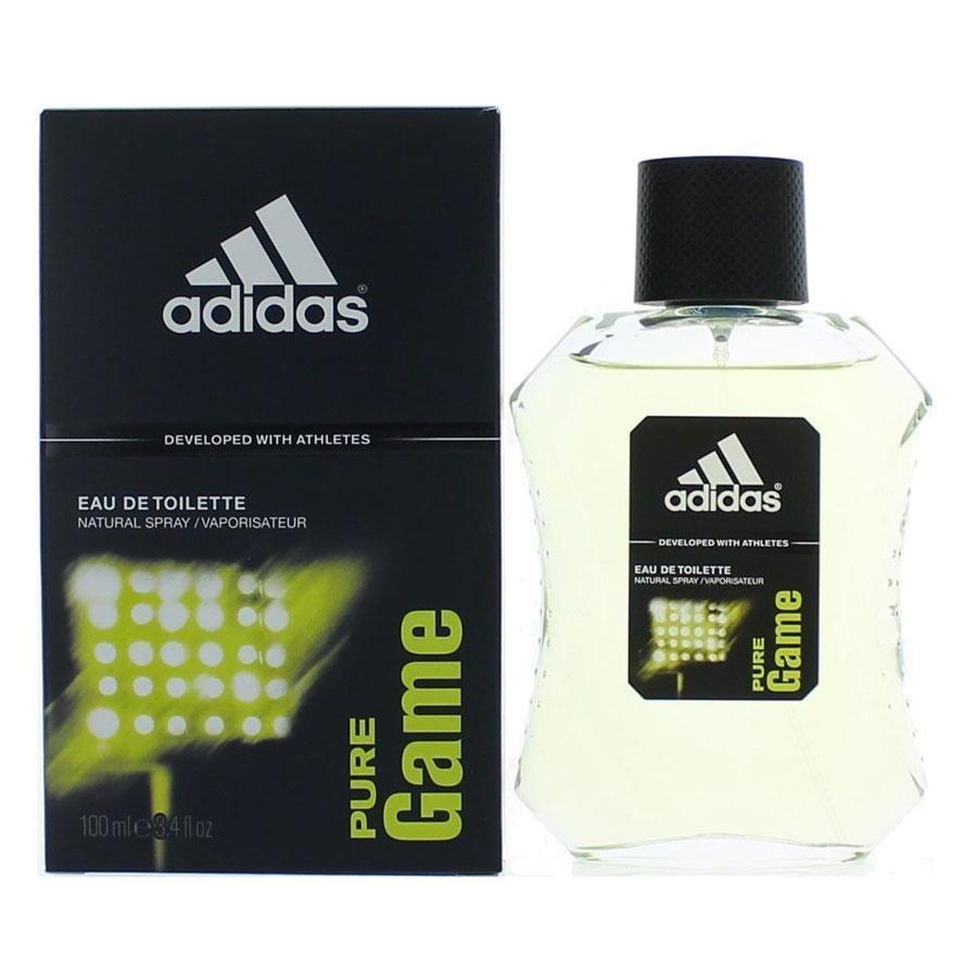 Perfume adidas Pure Game Eau De Toilette 100 Ml. Original
