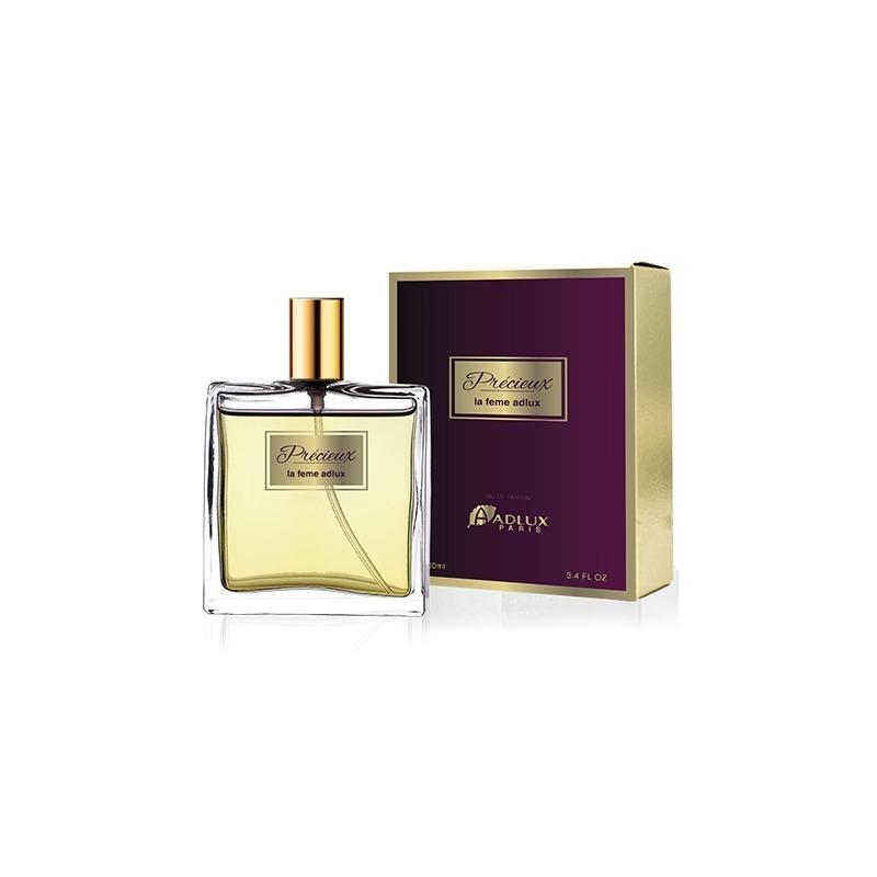 5b77ddaaa309c perfume adlux précieux feminino 100ml - ref  la nuit trésor. Carregando  zoom.