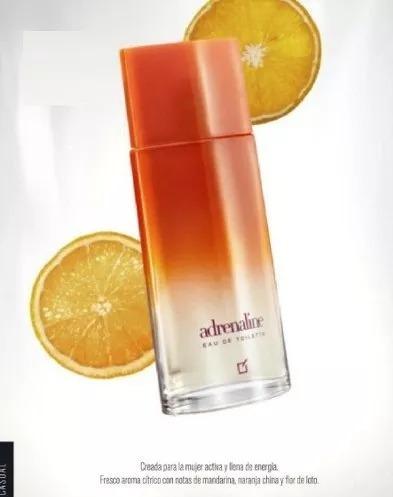 perfume adrenaline unique mujer super oferta!