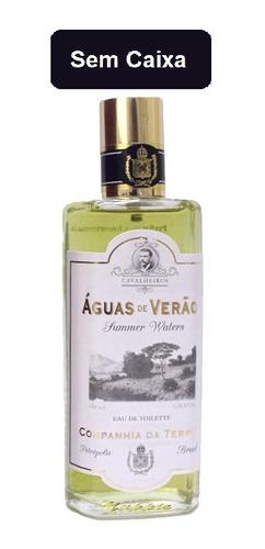 perfume águas de verão cavalheiros edt 100ml sem caixa leia!