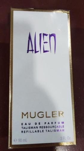 perfume alien x 90 ml original en caja cerrada