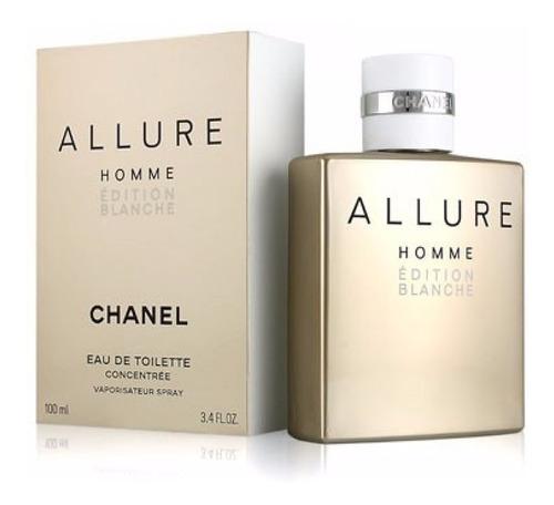 perfume allure de channel homme edition blanche 100 ml