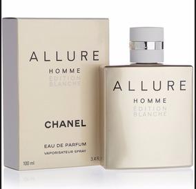 041756ded Perfume Chanel Allure Homme Edition Blanche - Perfumes para Hombre en  Mercado Libre Colombia