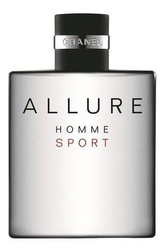 perfume allure homme sport chanel 100ml edt + brinde