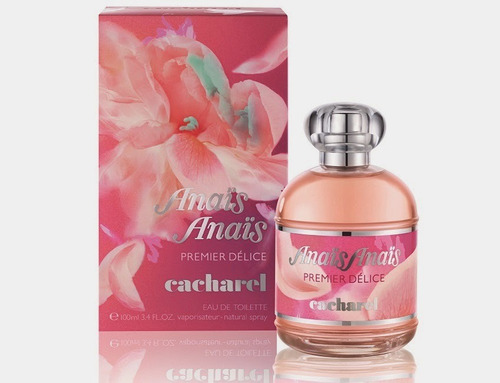 perfume anais anais premier delice 100 ml edt mujer cacharel