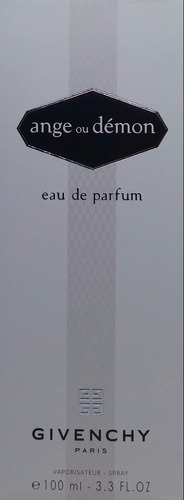 perfume ange ou démon givenchy edp 100 ml original
