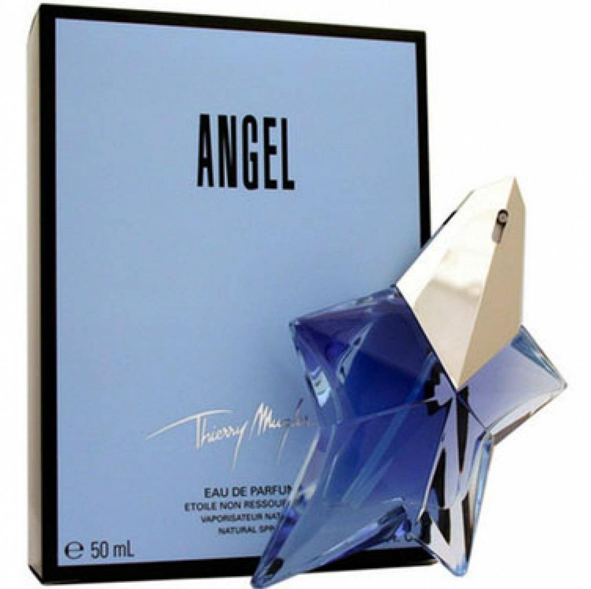perfume angel 50ml thierry mugler - 100% original   lacrado. Carregando  zoom. 7737a6c2b3
