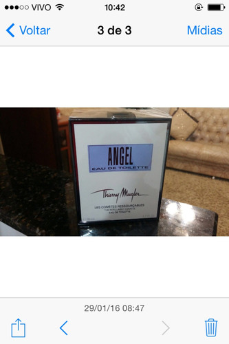 perfume angel 80ml !!