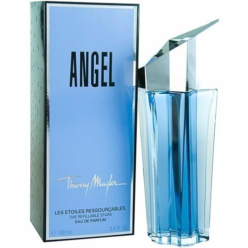 Perfume Angel Edp 100 Ml Original E Lacrado R 50493 Em Mercado