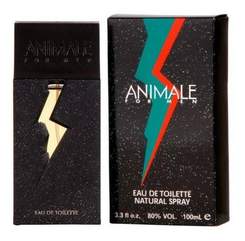 perfume animale fom men 100ml original lacrado.