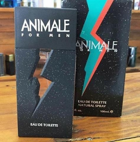 perfume animale for men 100ml masculino - original + nota fiscal