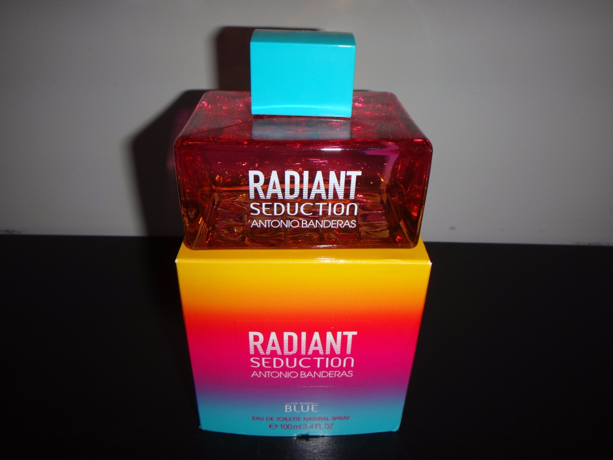 Antonio Banderas Radiant Seduction Blue Edt 100ml Daftar Update Parfum Original In Black Man Men Tester Source Perfume Cargando Zoom