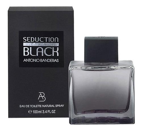 perfume antonio banderas black seduction 100 ml men