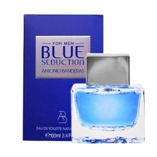 perfume antonio banderas blue seduction 100ml para hombre