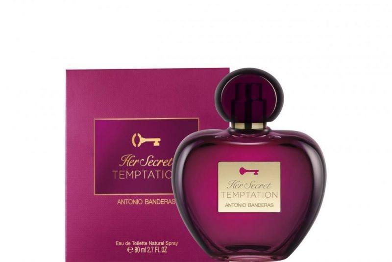 d2e9b398a perfume antonio banderas her secret temptation feminino 80ml. Carregando  zoom.