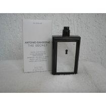 perfume antonio banderas the secret 100ml edt (( tester ))