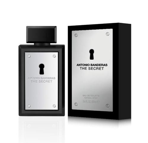 perfume antonio  banderas the  secret 100ml para hombre
