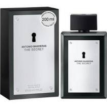 perfume antonio banderas the secret 200ml edt gigante