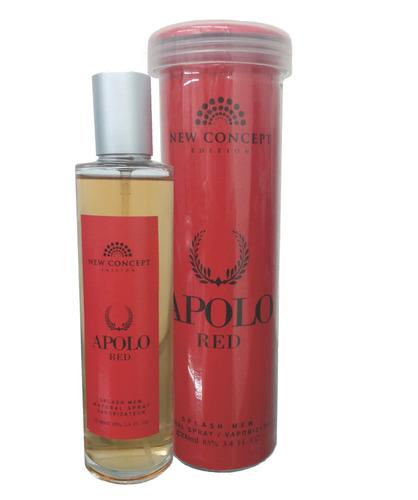 perfume apolo red men 100 ml