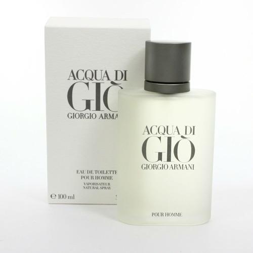perfume armani acqua di gio 100 ml men