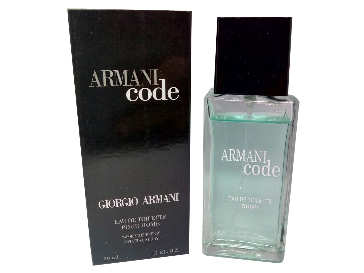 50ml Armani Code Ref134 Masculino Perfume 6gvYb7fy