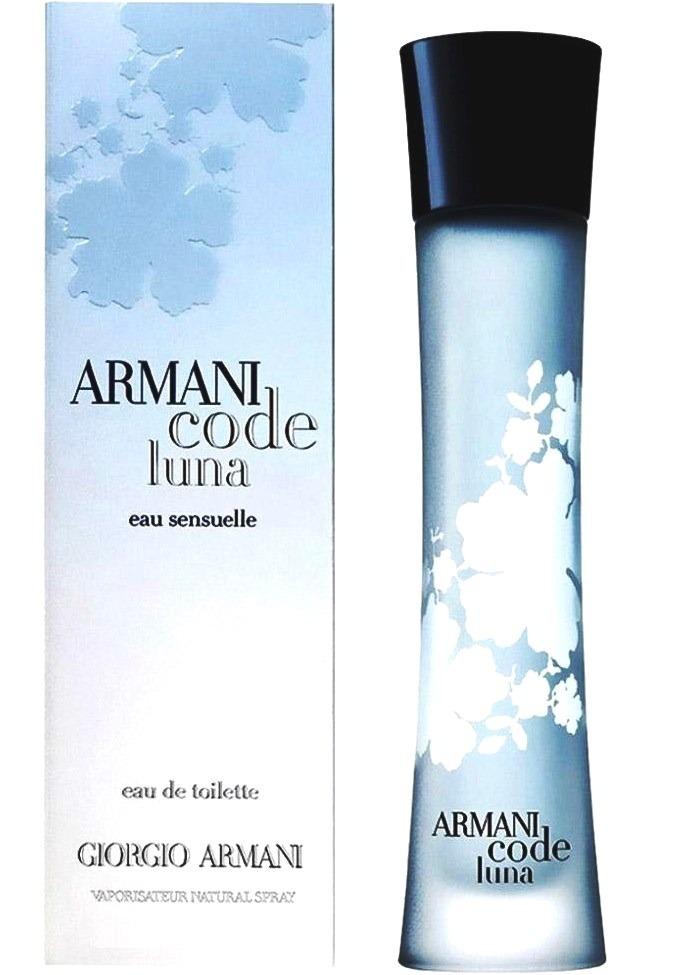 c1d602ae8 Perfume Armani Code Luna Edt Único No Site Orignal Lacrado! - R$ 373,00 em  Mercado Livre