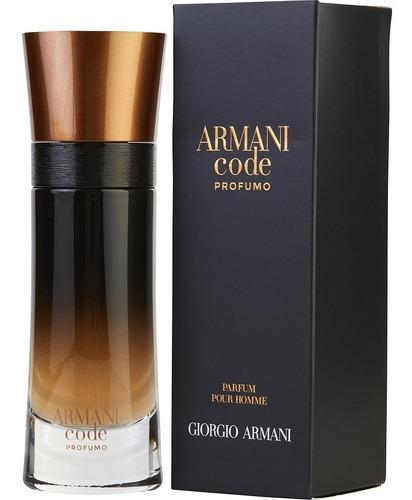 perfume armani code profumo 110 ml edp original