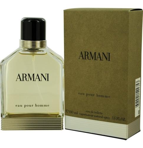 perfume armani eau pour homme 100 ml original