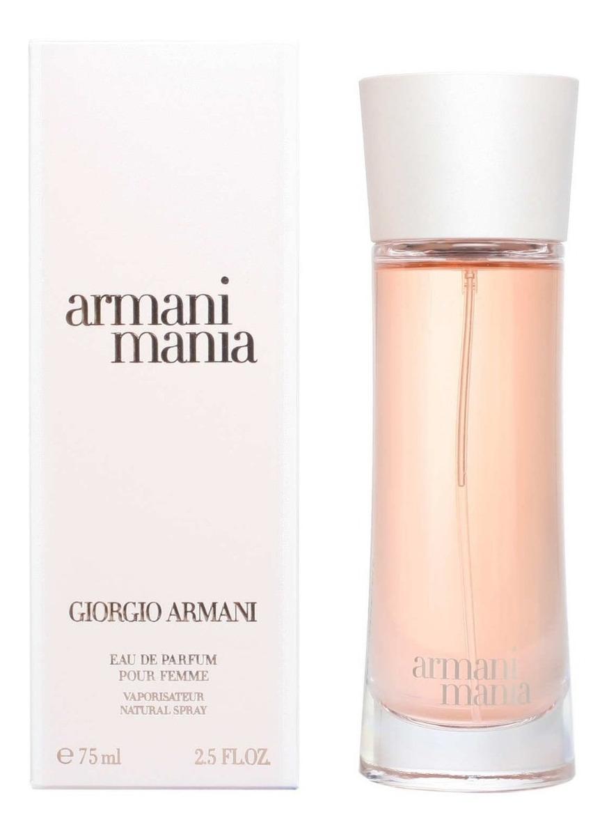 Edp 75ml Mania Perfume Pour Armani Femme Giorgio Y6fg7byv