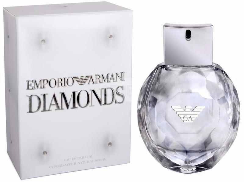 c7f7f74ded488 Perfume Emporio Armani Diamonds Edp 100 Ml Mujer -   59.000 en ...