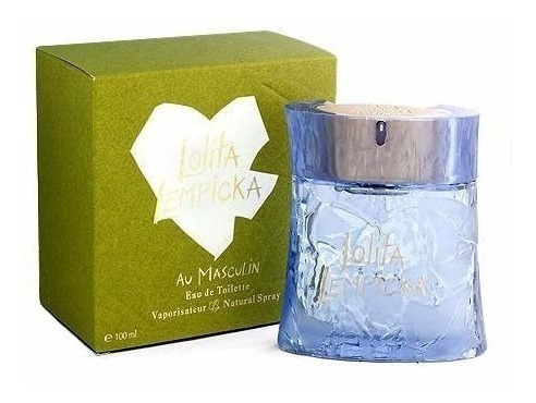 perfume au masculin de lolita lempicka edt 50ml original